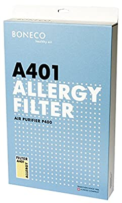 BONECO A401 Allergy Hepa Filter with Activated Carbon
