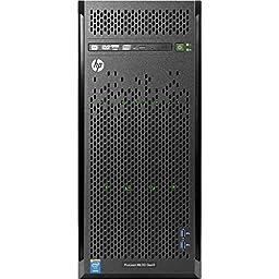HPE ProLiant ML110 Gen9 840667-S01 Server (Black)