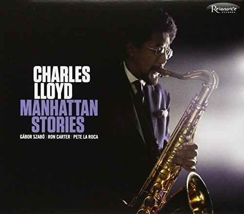 Manhattan Stories by Charles Lloyd (Manhattan Stories Lloyd Charles)