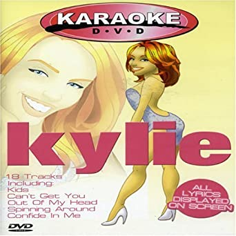 Kylie Minogue - Mra [Italia] [DVD]: Amazon.es: Karaoke, Karaoke ...