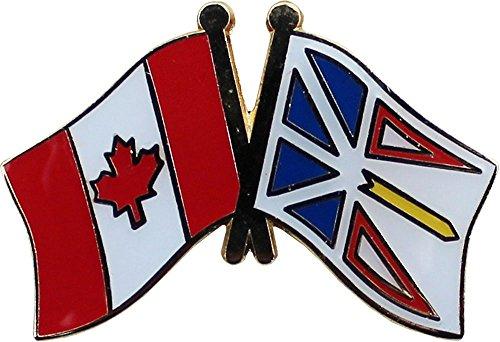 - Canada - Newfoundland and Labrador Canadian Province Friendship Lapel Pin