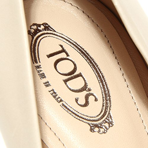 Zeppa Shoes 55711 Tod's Women Decollete spuntato Scarpa RD Donna fnRwwgq7S6
