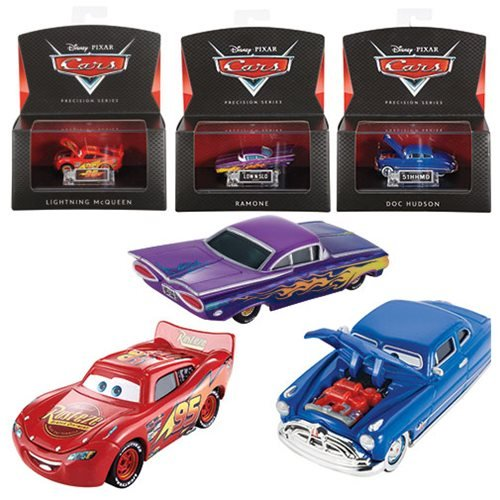 55 Diecast Car Set - 8
