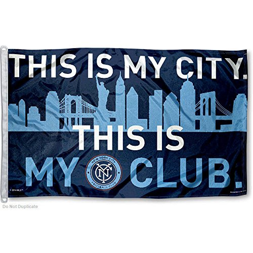 New York City FC 3' x 5' Flag