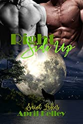 Right Side Up (Saint Lakes #3): An M/M Wolf Shifter Romance