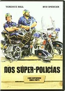 Dos super policías en Miami [DVD]