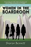 Women in the Boardroom, Sharon Bennett, 1479775959