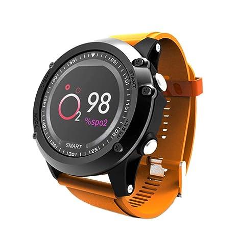 Haodene T2 Reloj Deportivo Inteligente Hombre - Bakeey Elegante Reloj de Android - Pantalla a color