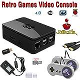 Raspberry Pi 3 RetroPie Arcade Retro Games Video Console
