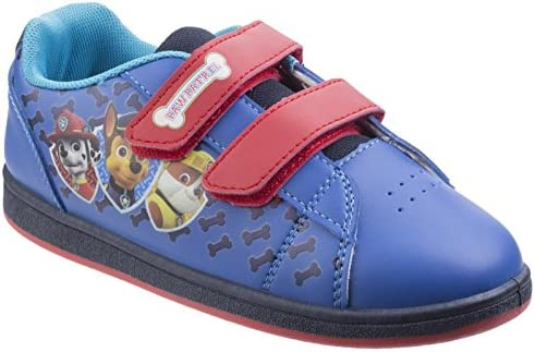 Leomil Childrens Boys Official Paw Patrol Shoes//Trainers