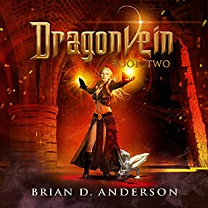 Dragonvein: Book Two Audiobook