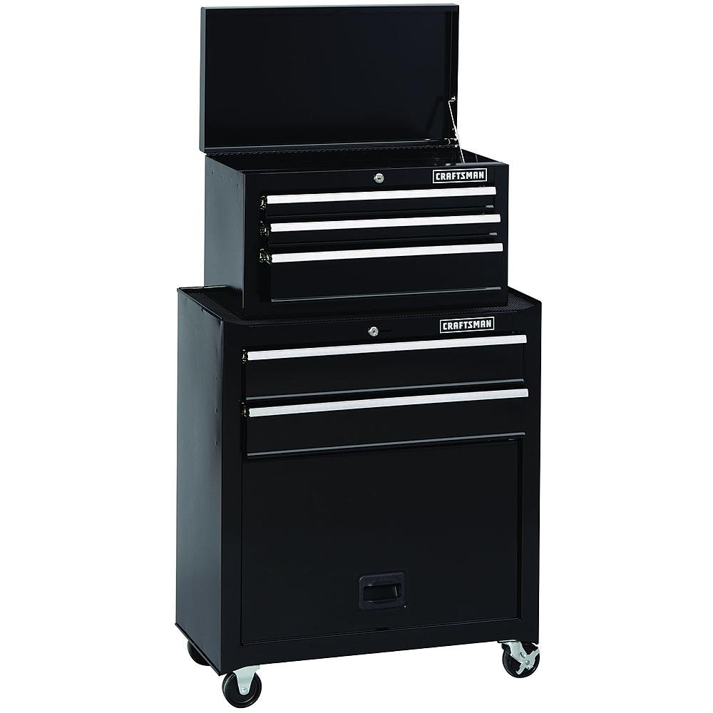 Craftsman 5 Drawer Homeowner Tool Chest Center