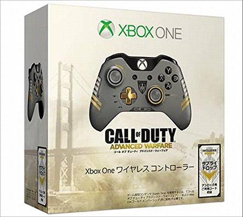 Xbox One ワイヤレス コントローラー(コール オブ デューティ アドバンスド・ウォーフェア)の商品画像
