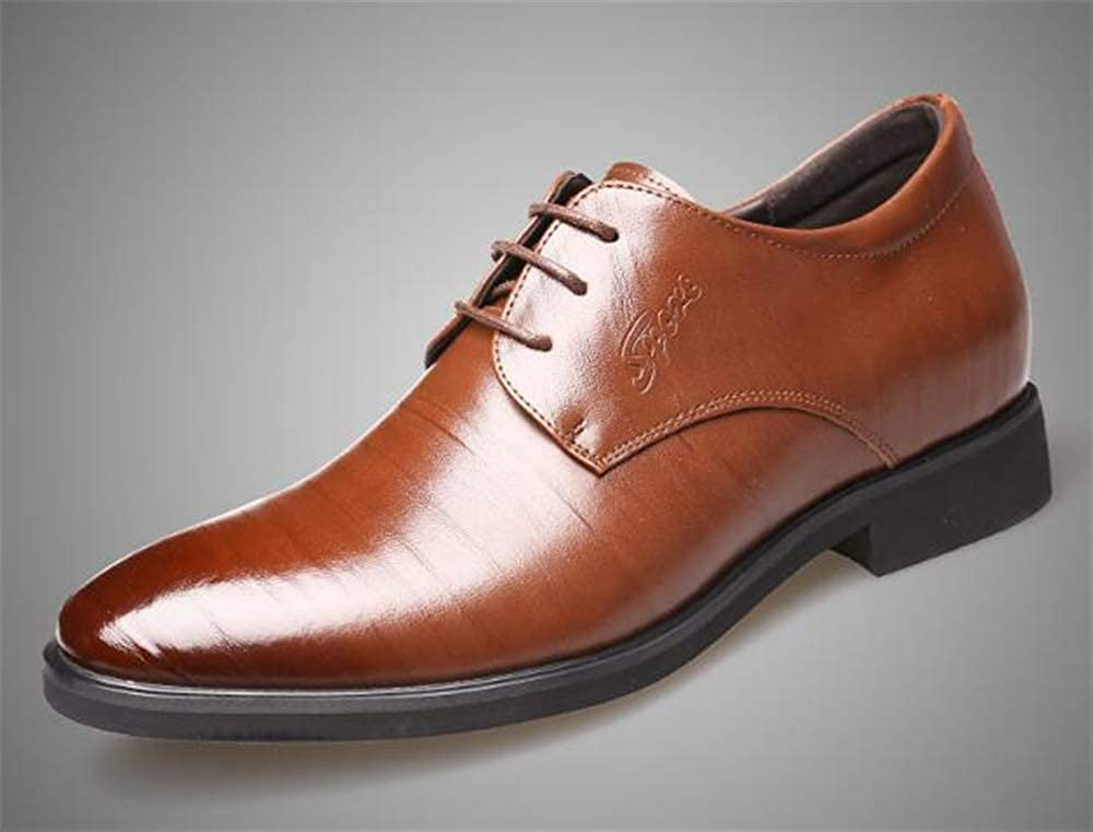 Mens Classic Oxfords Formal Dress Shoes