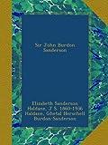 img - for Sir John Burdon Sanderson book / textbook / text book