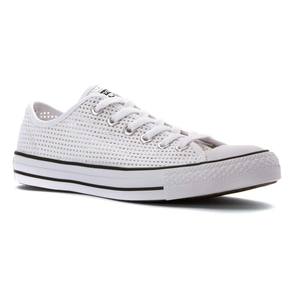 b3c1f2bba7fb Galleon - Converse Chuck Taylor All Star Leather Low Top Sneaker ...