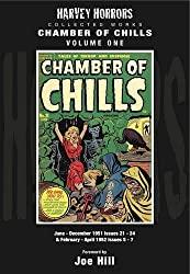 Harvey Horrors Collected Works Chamber of Chills (Vol1)