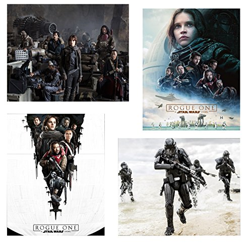 Star Wars Rogue One Movie Prints