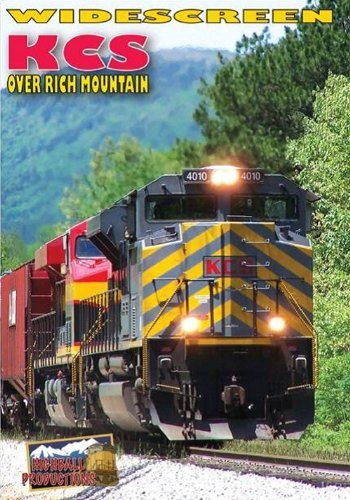 Used, KCS Over Rich Mountain [DVD] [2008] for sale  Delivered anywhere in USA