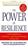 The Power of Resilience, Robert Brooks and Sam Goldstein, 0071431985