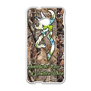 Customised Case Camo Browning For HTC One M7 Q5A2112315