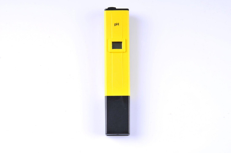 KirinStores Digital LCD Ph Meter Tester Mini Pocket Auto Pen for Aquarium Pool Water with Retail Box by KirinStores