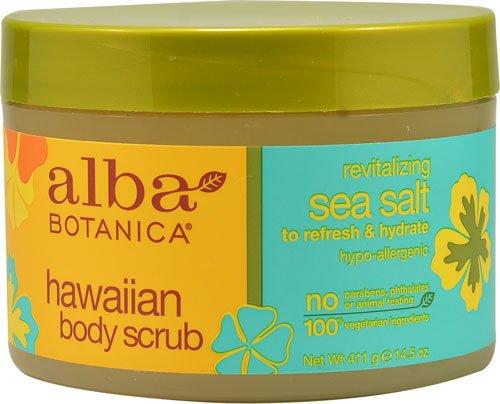 Alba Sea Salt Body Scrub - 6