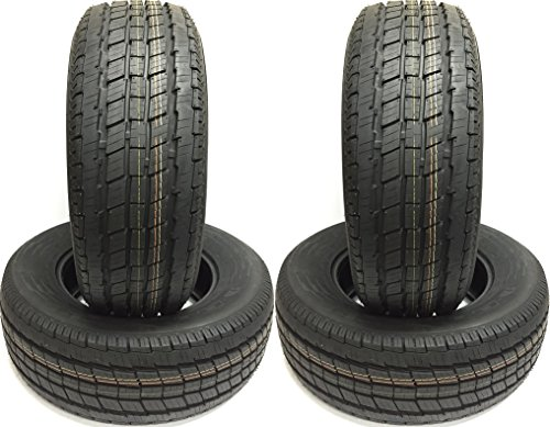 4-FOUR-26570R17-DURO-DL6210-HT-SUV-115T-265-70-17-SET-OF-TIRES