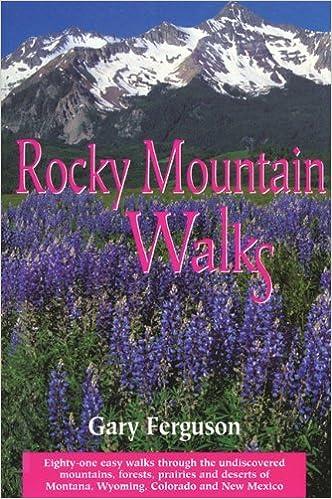 Book Rocky Mountain Walks by Gary Ferguson (1993-03-01)