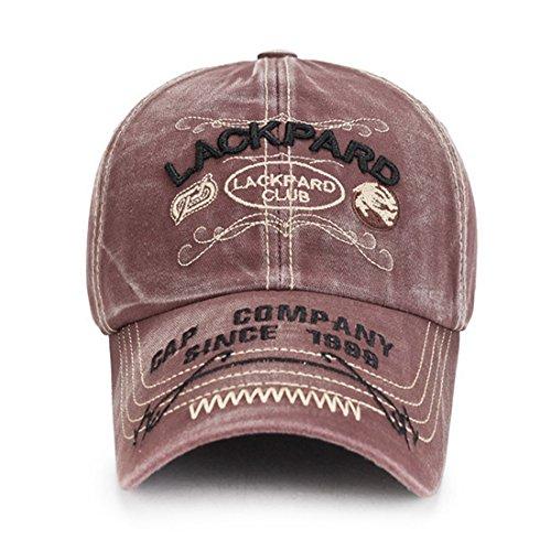 actividades béisbol Baseball y Hat de Ajustable Retro bordado Gorra KeepSa libre deportes viajes aire para tapas Casual algodón de al Beige típicas cómoda parche con 5zn1WFq