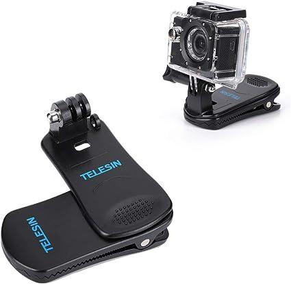 Amazon.com: GoPro 360 grados clip de cámara deportiva ...