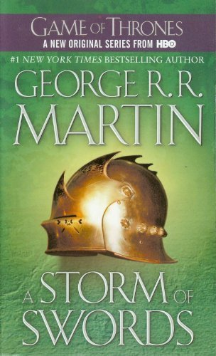 """A Storm of Swords (A Song of Ice and Fire, Book 3) by Martin, George R.R. published by Bantam (2003)"""
