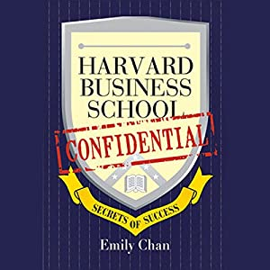 Harvard Business School Confidential Audiobook