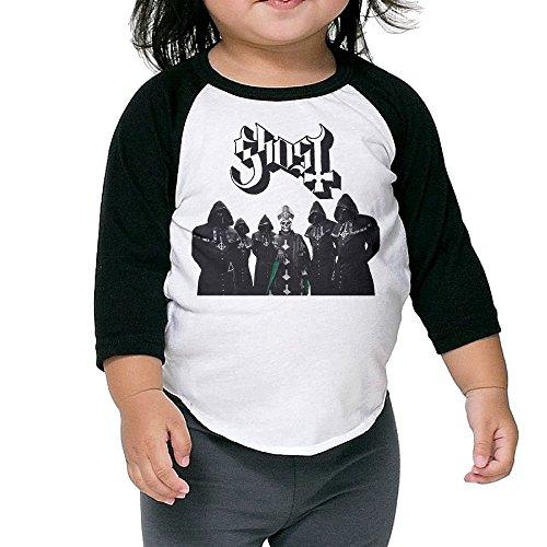 Carina Children's Middle Sleeve Popestar-Ghost B.C. 2 Shoulder 4 Toddler
