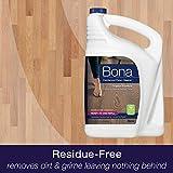 Bona Refill Hardwood Floor Cleaner, 128 Fl Oz