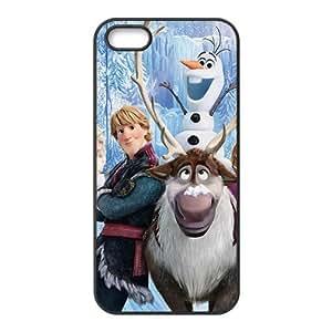 diy zhengFrozen fresh cartoon design Cell Phone Case for iphone 5/5s/