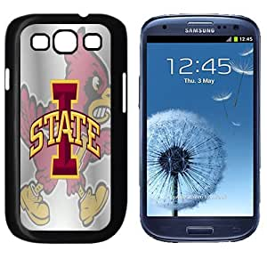 NCAA Iowa State Cyclones Samsung Galaxy S3 Case Cover