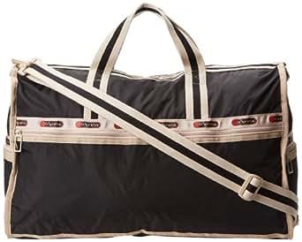 LeSportsac Large Weekender  Duffel Bag Leblack One Size