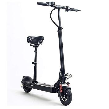 DAHEMA Vespa Eléctrica, Bicicleta Eléctrica Plegable Ligera del Paseo Mini 250W 4.4Ah / 36V