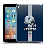 Official NFL Helmet Dallas Cowboys Logo Hard Back Case for Apple iPad Pro 2 10.5
