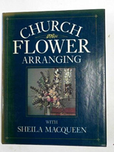 Church Flower Arranging by Ward Lock