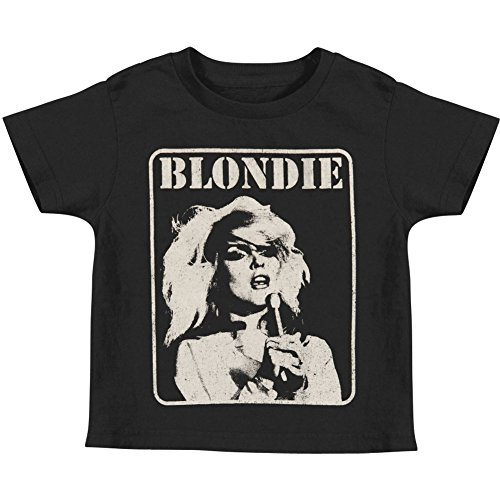 Childs Blondie T-shirt, black. Licensed and High Quality