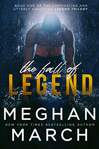 The Fall of Legend (Legend Trilogy Book 1)