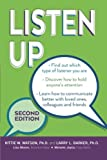 img - for LISTEN UP SECOND EDITION by Kittie W. Watson (2014-04-28) book / textbook / text book