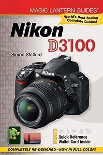 amazon com nikon d3100 digital field guide 9780470648650 j rh amazon com Nikon D3100 Manual Nikon D5100