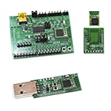 cc2540 usb evaluation module kit - BLE 4.0 Bluetooth Low Energy Development/ Evaluation Kit EVK-CC2541 w/ USB Dongle UDK-CC2540 and BLE 4.0 Module BT01-2 w/ DIP adapter PCB