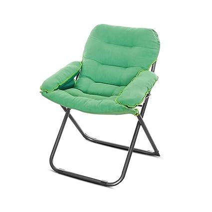 WYYY silla de Oficina Silla Plegable Respaldo Relajarse ...