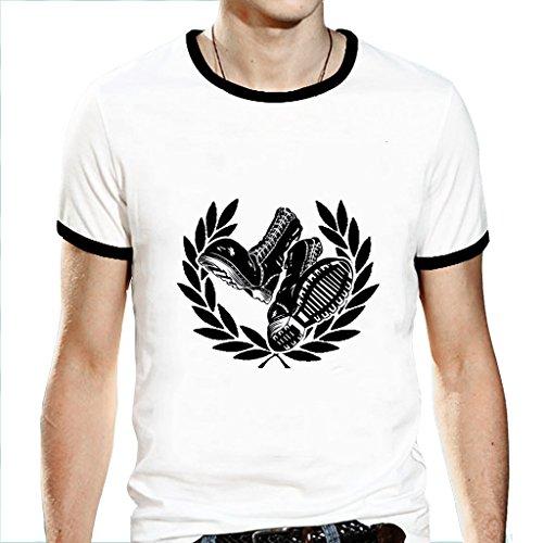 mens-basic-ringer-t-shirt-skinhead-oi-white