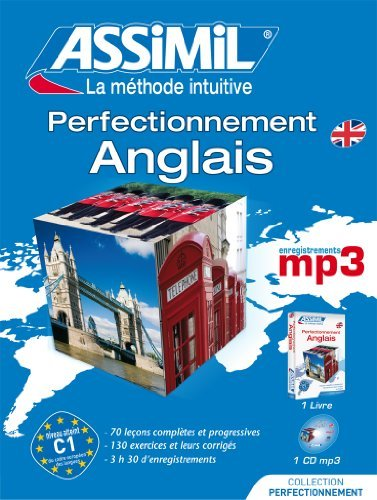 assimil - perfectionnement anglais