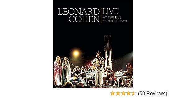 leonard cohen live in dublin youtube